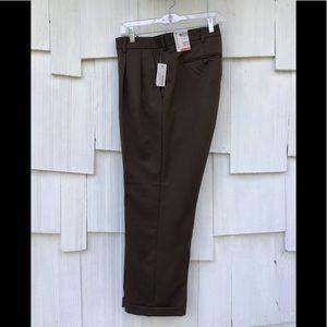 *Van Heusen* classic fit pants men's 38x29